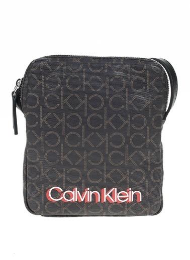Calvin Klein Messenger / Askılı Çanta Kahve